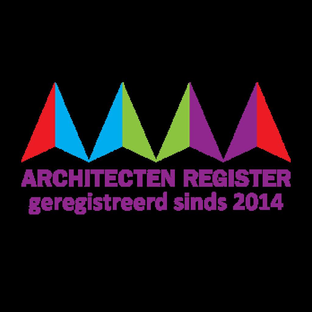 bewijs inschrijving architectenregister architect Eersel